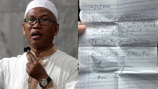 Viral Surat Buni Yani dari Penjara, Pihak Lapas Beri Tanggapan