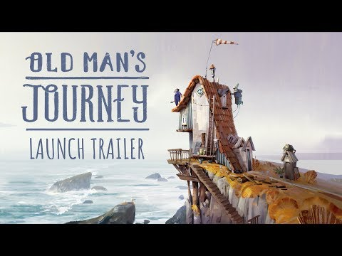 Old Man's Journey Launch Trailer thumbnail
