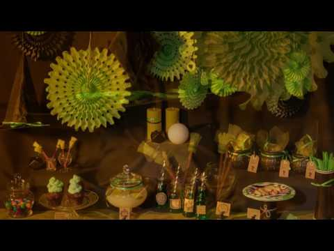 Receita de Halloween : A vassoura de bruxa ao queijo