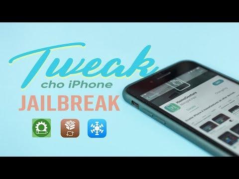 5 Tweak phải cài khi Jailbreak iPhone iOS 12.4