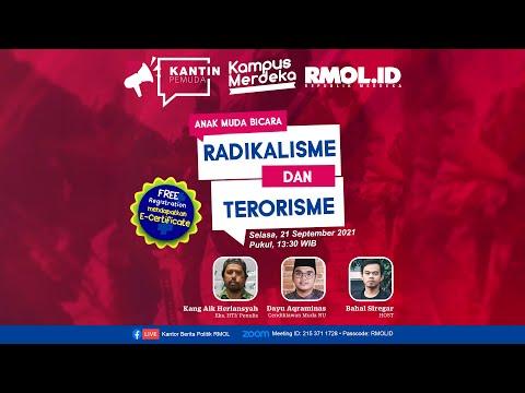 Kantin Pemuda • Anak Muda bicara Radikalisme dan Terorisme