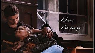 """Ролевая игра """"Дневники вампира"""", aiden & tessa-never let me go"""