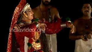 Kalyanasougandhikam in Kathakali Part 2