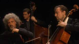 Martha Argerich, Kissin, Levine, Pletnev   Bach Concerto For 4 Pianos Bwv 1065   Verbier, July 22 2002