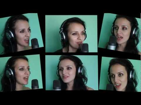 Muse - Supermassive Black Hole - cover by Mrs.Beat