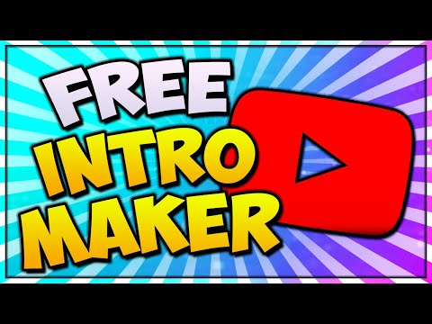 Make A FREE Intro For YouTube Videos (2021/2020) 🎥 FULL Beginners Guide!