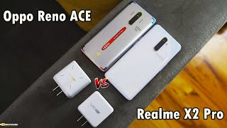 Oppo Reno Ace vs Realme X2 Pro - Which is Fastest?