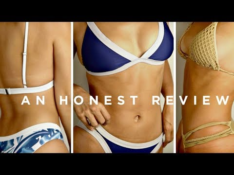 Zaful Bikini Try On Haul + Review
