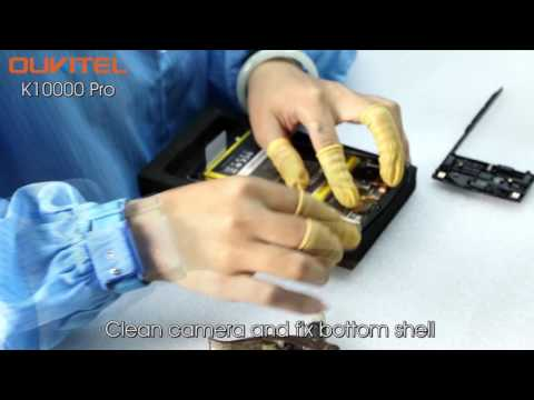 Wow! Watch How Oukitel K10000 Pro Smartphone Was Manufactured