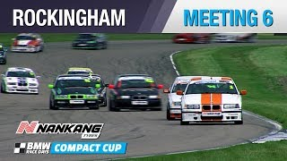 BMW_Compact_Cup - Rockingham2017 Rounds11 and 12
