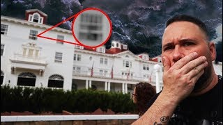 Overnight In Haunted Stanley Hotel (MOST HAUNTED HOTEL IN USA)| OmarGoshTV