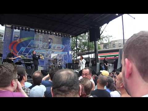 Sheena Easton Performing How Deep Is The Ocean 12 Aug 2012 North Halstead Days Chicago