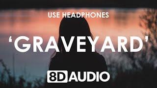 Halsey   Graveyard (8D AUDIO) 🎧