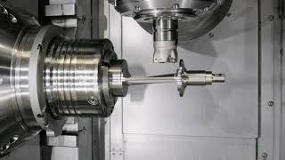 INDEX R200 – Turbine blade // Turbinenschaufel – Aerospace