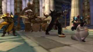 10 years - Prey World Of Warcraft Music Video