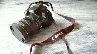 Meine neue Kamera für Youtube und Fotografie - Die Spiegelreflexkamera Canon EOS 250D im Test