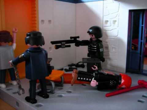 Playmobil Polizei Teil1