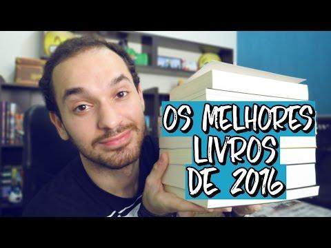 OS MELHORES LIVROS DE 2016 | Renan Nunes