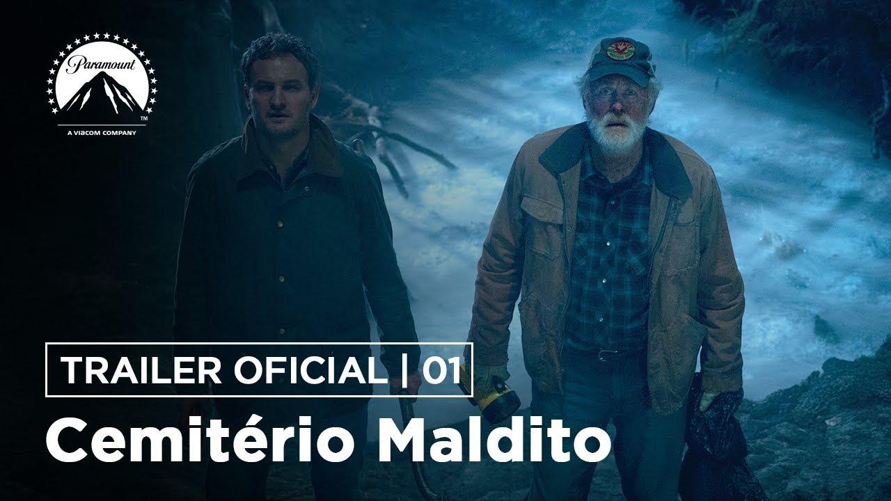 Cemitério Maldito | Filme ganha primeiro trailer sombrio; assista