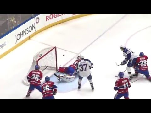 Zach Fucale Save Incredible Glove Save - Feb. 9 vs. Syracuse Crunch