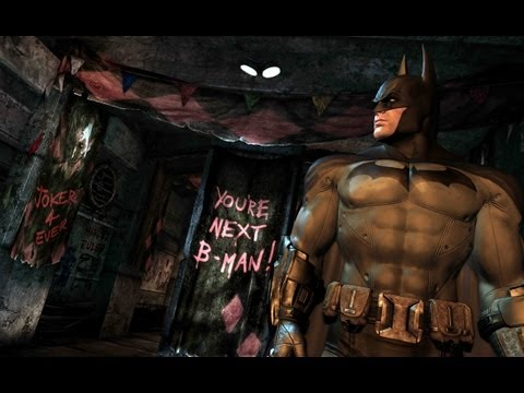 Batman: Arkham City Game Of The Year Edition Offline with DVD (Main Games & DLCs) [PC Games]
