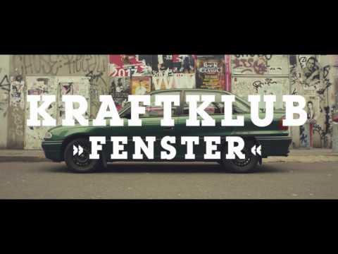 KRAFTKLUB - Fenster (official video)