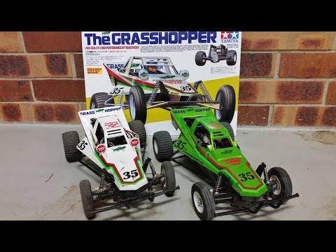Tamiya Grasshopper review