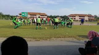 Perbarisan Rumah Hijau (Cordova) SMK BUKIT CHANGGANG 2019