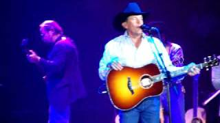 River of Love, first time in concert, George Strait