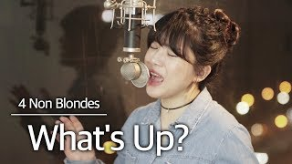 (+2 Key Up) What's Up- 4 Non Blondes Cover | Bubble Dia
