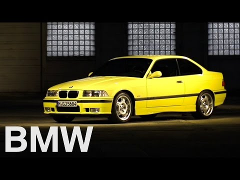 The BMW M3 (E36) film. Everything about the second generation BMW M3.