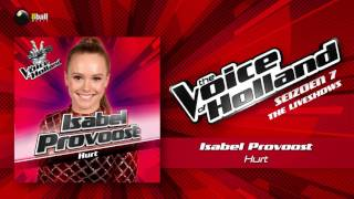 Isabel Provoost – Hurt The Voice Of Holland 2016/2017 Liveshow 5 Audio