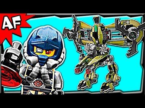 Vidéo LEGO Ultra Agents 70164 : Le vaisseau de Psyclone