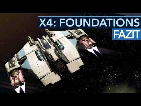X4: Foundations - Vom Bug-Desaster zum Sandbox-Paradies?