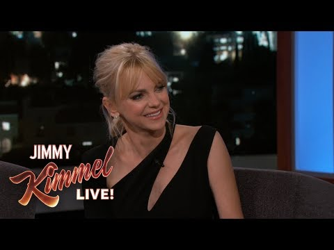 Jimmy Kimmel Reads Anna Faris' Childhood Diary