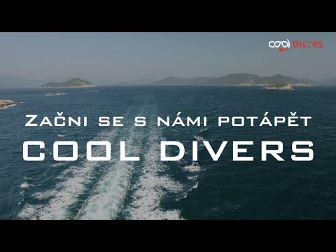 Potápěčské kurzy Ostrava | COOL DIVERS