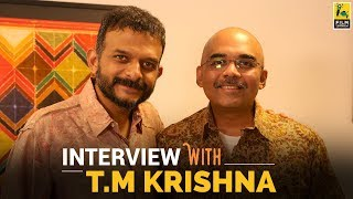 Gambar cover Interview with T. M Krishna   Baradwaj Rangan   Film Companion