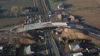Lijn 50A : Gent - Brugge - Bam Contractors