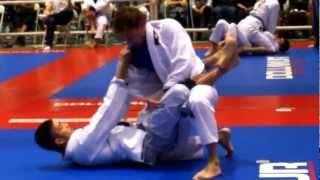 BJJC Garret Crawford GRACIE NATIONALS 2013 Full Match