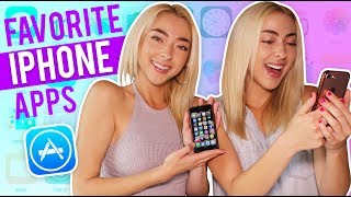 Our Favorite iPhone Apps! | The Nolan Twins