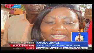 Monday Night News 19th September 2016: Kalonzo tells off ODM counterparts for ruling him out