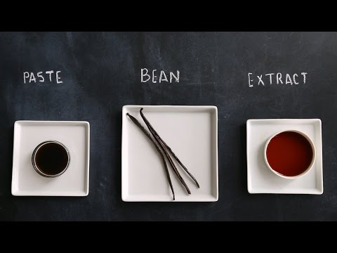 How to Use and Substitute Different Vanillas- Kitchen Conundrums with Thomas Joseph