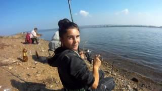 Рыбалка на енисее летом