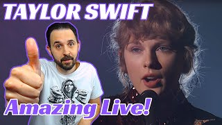 Reaction To Taylor Swift Live! Academy of Country Music Awards 2020!