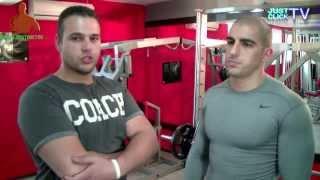 Супер Сериите С01, Еп01. Представяне на BodyConstructor и Тренировка за гърди с Цецо