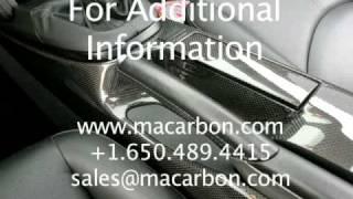 Porsche 911, 997 & 987 Boxster Cayman Center Console Installation by MAcarbon