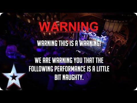 NAUGHTIEST ACTS! | Britain's Got Talent (видео)