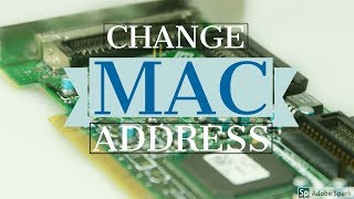 How to Change MAC Address of Ethernet || Windows 8/8.1/10