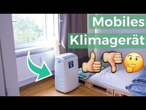 Mobile Klimaanlage Gut oder Schlecht?