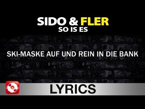 SIDO & FLER - SO IS ES - AGGROTV LYRICS KARAOKE (OFFICIAL VERSION )